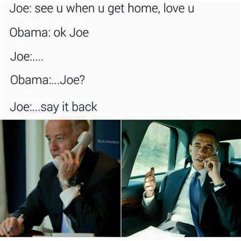 memes  joe biden  obamas imagined trump prank