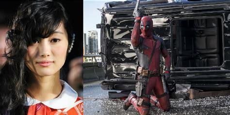 asian actress in deadpool 2 deadpool 2 casts shioli kutsuna in key mystery role