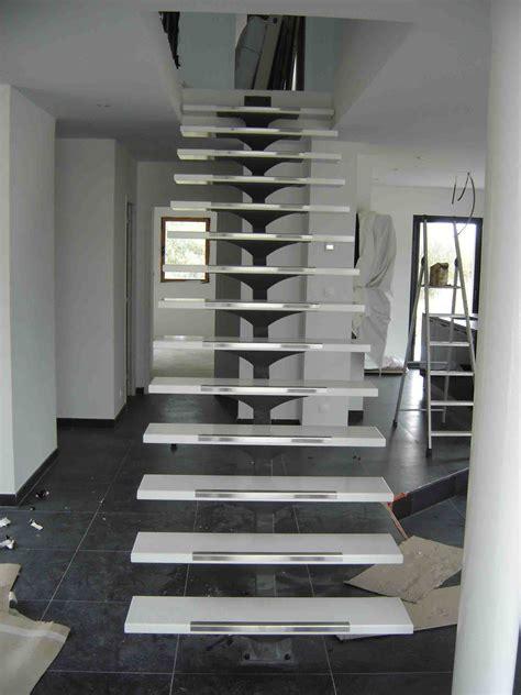 escalier exterieur limon central nos escaliers design escalier design 14 escalier limon