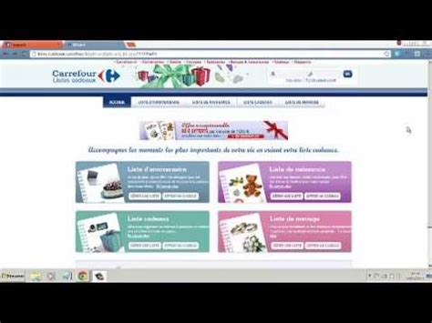 Comment Obtenir La Carte En by Comment Obtenir La Carte Des Cadeaux Carrefour