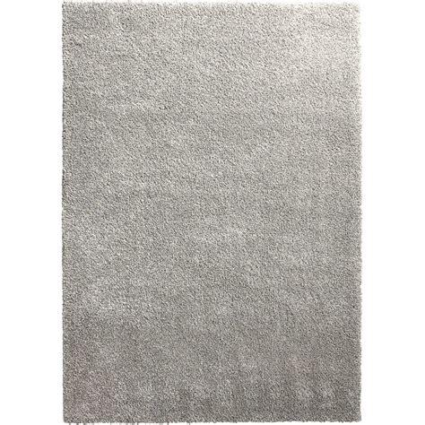 table cuisine haute tapis gris shaggy lizzy l 200 x l 290 cm leroy merlin