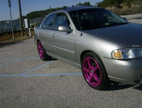 pink nissan sentra mels20se 2001 nissan sentra specs photos modification