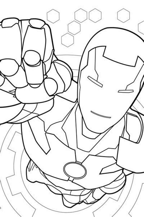 avengers earth s mightiest heroes coloring page disney