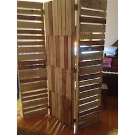 cool pallet room divider projects pallets designs