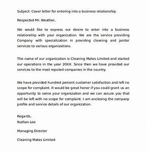 Best Cover Page Templates 9 Standard Business Letter Format Templates To Download