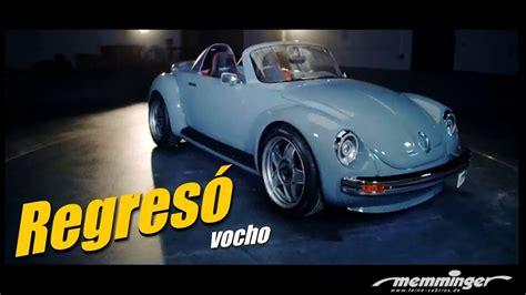 Regresa el Vocho /// Volkswagen Roadster 2.7 by Memminger ...