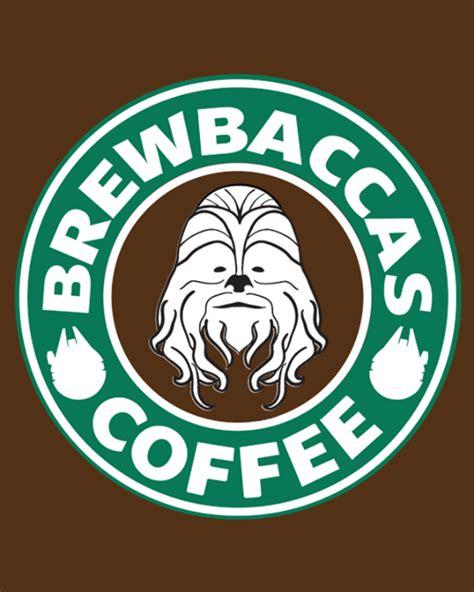 Starbucks Logo Meme - brewbaccas coffee star wars know your meme