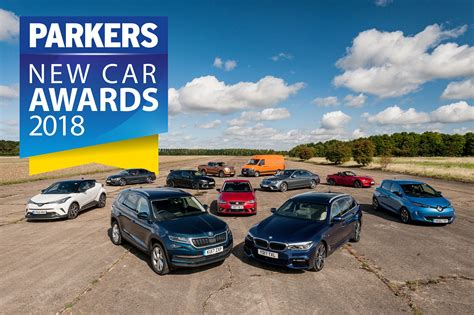 Parkers Best Car Tech Innovation 2018 | CAR Magazine