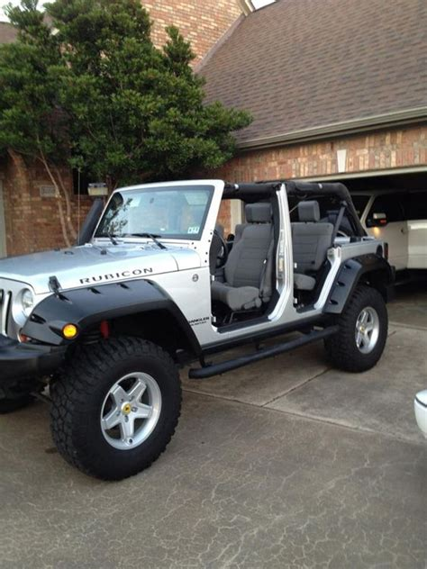 jeep wrangler unlimited sport top off summer the doors and jeep wrangler rubicon on pinterest
