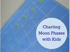 Enjoy Summer Nights with this Moon Phases Activity for