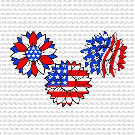 Flag american flag american svg american svg flag svg symbol national banner china icon emblem nation country flags waving colorful element flying color collection decoration red usa illustration and painting map template blue decorative almost files can be used for commercial. 4th of July svg, Sunflower svg, Independence Day svg ...
