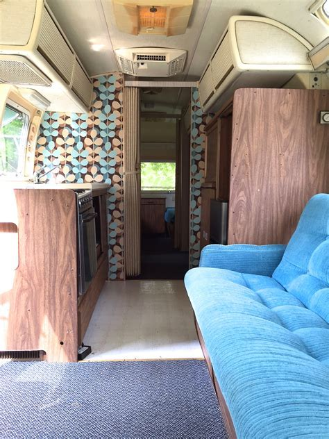 VIDEO: Before & after airstream renovation   Design The