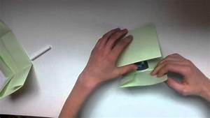 Cd Hülle Basteln : anleitung cd h lle aus papier falten cd h lle aus papier falten tutorial youtube ~ Whattoseeinmadrid.com Haus und Dekorationen