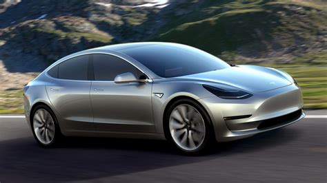 Tesla Model 3 Prototype (2016) Wallpapers And Hd Images