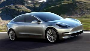 2016 Tesla Model 3 Prototype - Wallpapers and HD Images