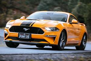 Ford Mustang Gt Orange Fury - Supercars Gallery