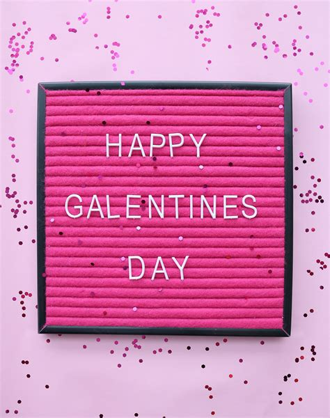 Happy Galentine's Day Free Printable Cards | Freemotion by the River