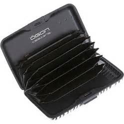 Ogon RFID Aluminum Small Smooth Wallet
