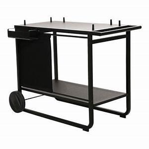 Desserte De Jardin Castorama : chariot metal pour plancha castorama ~ Farleysfitness.com Idées de Décoration