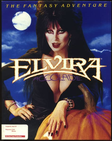 Gamis Elvira Florania elvira of the bomb