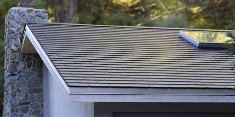 tesla solar roof tesla solar roof elon musk reveals version 3 production will speed up soon inverse