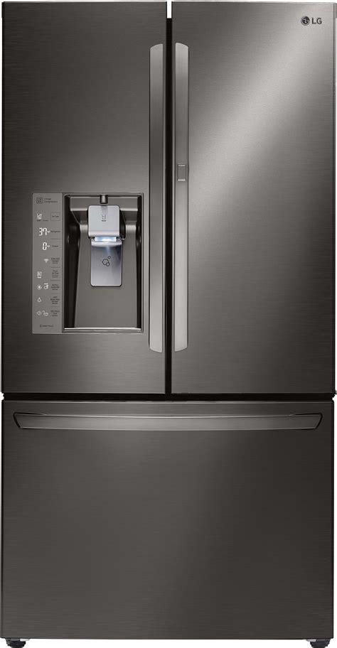 lg lfxsd   french door refrigerator  door