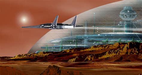 Human Timeline Mars Colonization
