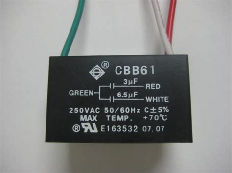 Ceiling Fan Capacitor by Ceiling Fan Motor Quality