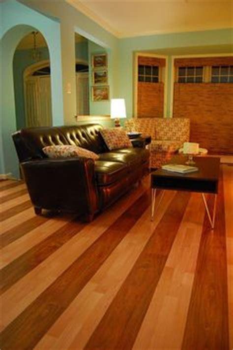 two tone wood floor flooring on pinterest painted floors hardwood floors and floors