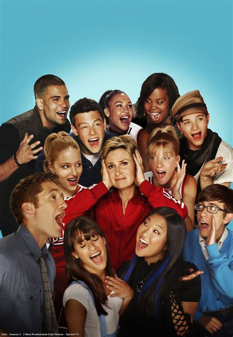 Halloween 4 Cast Members by Glee Promo Cast Photos Glee Photo 15731077 Fanpop
