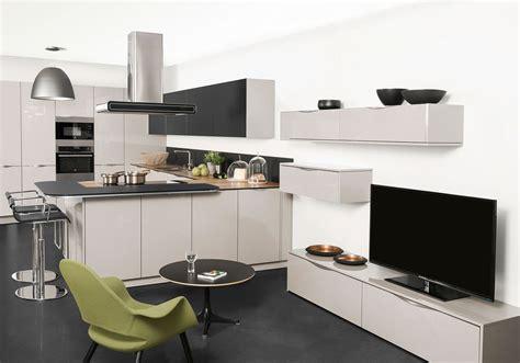 la cuisine de a z cuisine am 233 ricaine optez pour un espace de vie convivial