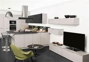 cuisine americaine optez pour un espace de vie convivial With photo pour cuisine