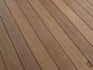 Bois Exotique Pour Terrasse : lames de terrasse en bois exotique bangkira tekabois ~ Dailycaller-alerts.com Idées de Décoration