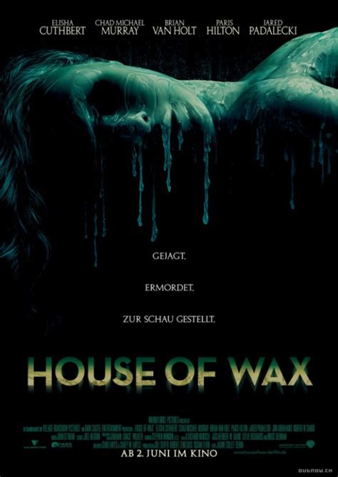 House Of Wax (2005)  Bloody Posters