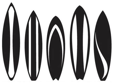 surfboards set wall decal contemporary wall decals by stickerbrand