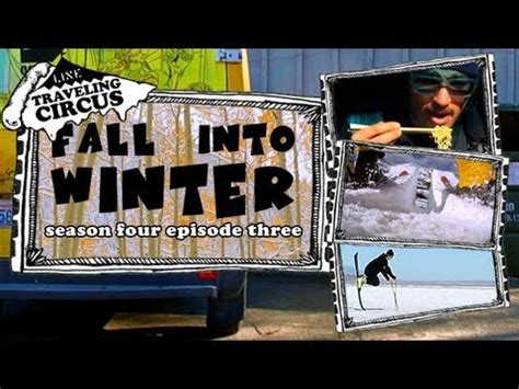 traveling circus  fall  winter youtube