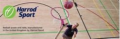 Harrod Sport Netball Equipment - Netball Posts / AENA