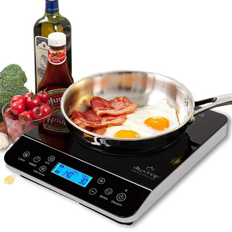 single portable induction cooktop wont