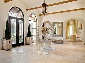 16, Uplifting, Mediterranean, Entry, Hall, Designs, That, Will, Welcome, You, Home