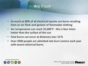 arc flash training With arc flash temperature