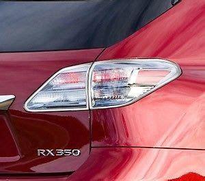 buy   lexus rx rxh chrome taillight tail light