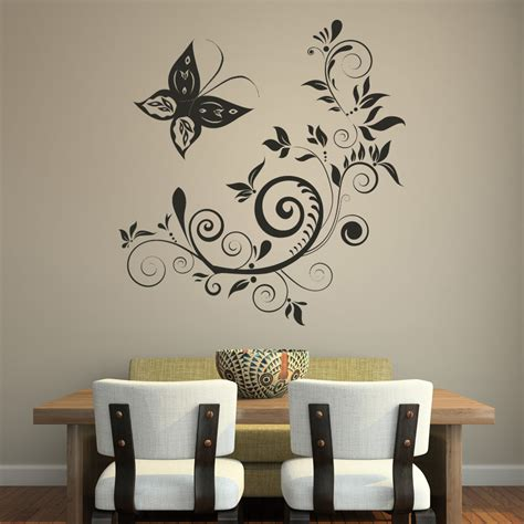 wall art vinyl gloss