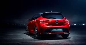 Toyota Corolla 2019 Addio Auris News Automotoit