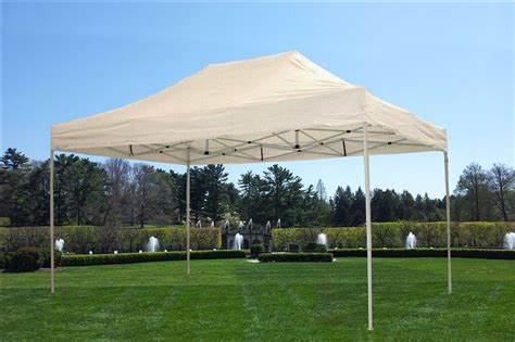 pop  canopy party tent ez white  model upgraded frame