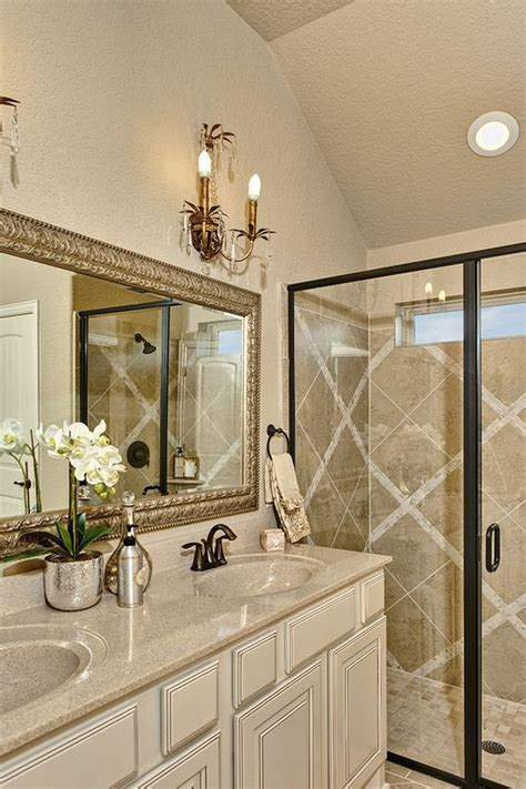 bathroom gallery gold mirrors and mirror tiles on