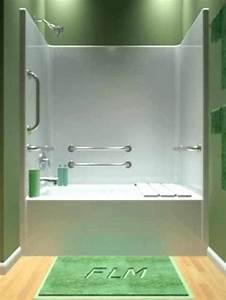 54, Delightful, Bathroom, Tub, Shower, Combo, Remodeling, Ideas