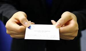 17 etiquette tips for doing business in china for Chinese business card etiquette