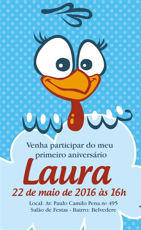 Convite Digital Galinha Pintadinha Rosa Convite Collection