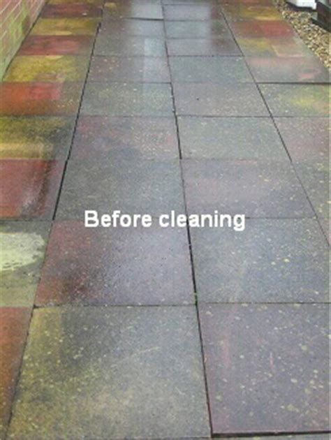 drive and patio cleaning shrewsbury