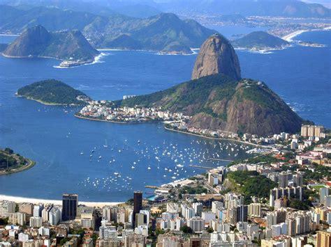 Travel Trip Journey Rio De Janeiro Brazil